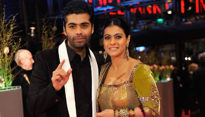 Karan Johar has the sweetest things to say about best friend Kajol's Helicopter Eela