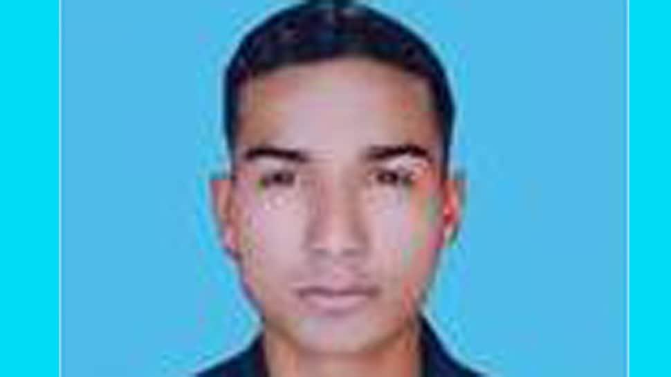 Rifleman Mandeep Singh Rawat