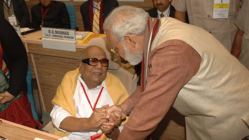 Politicians across party lines mourn Karunanidhi's demise