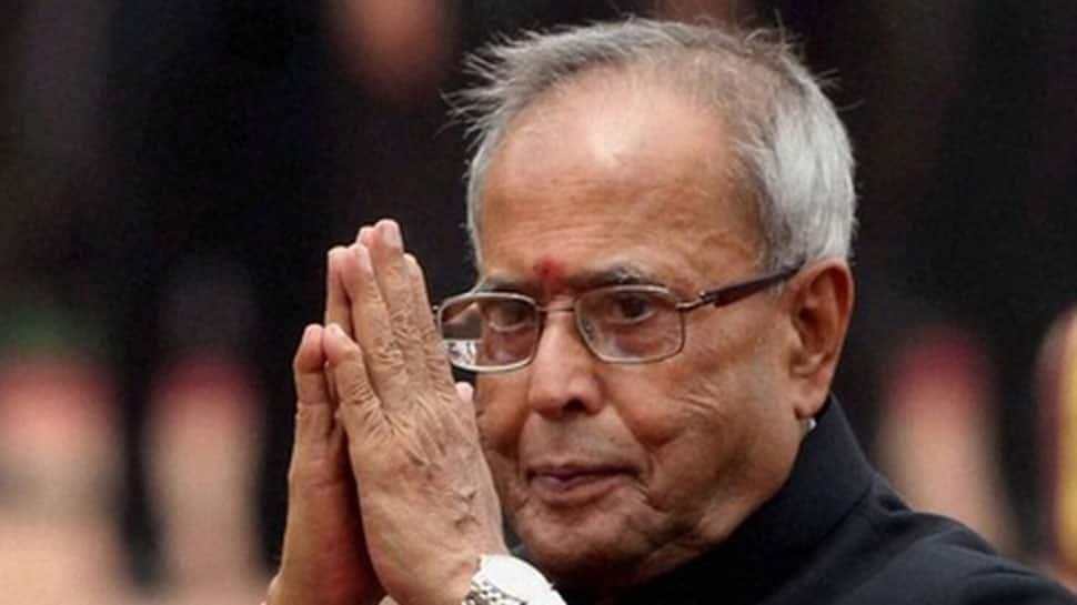Pranab Mukherjee pens emotional tribute for DMK patriarch Karunanidhi
