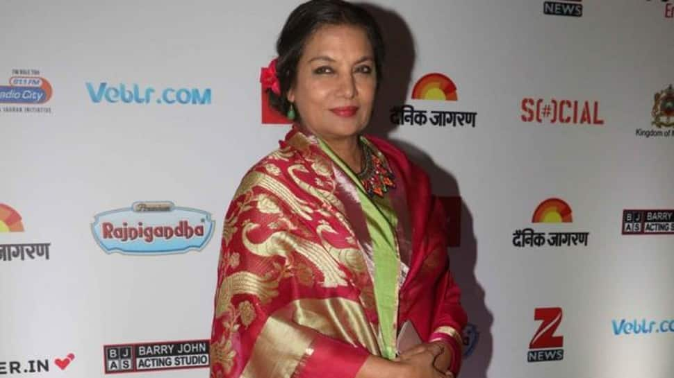 Shabana Azmi lashes out against item numbers, says 'lyricists should think twice before writing such songs'