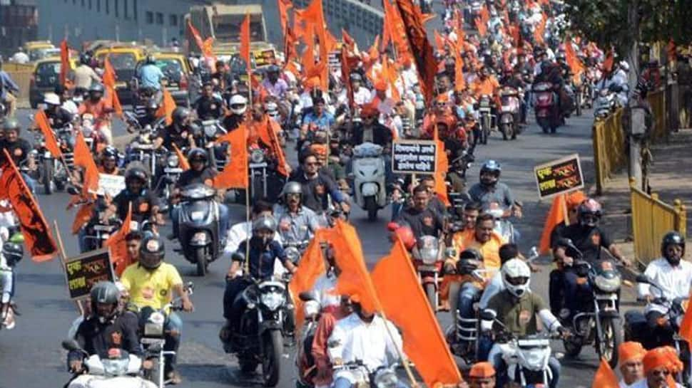 Maratha Kranti Morcha calls for Maharashtra bandh on Thursday