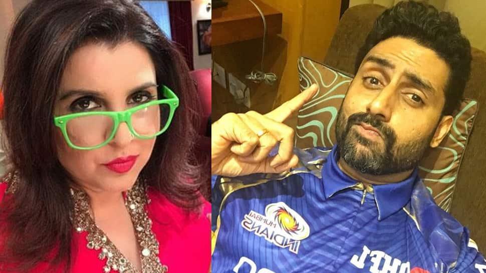 Farah Khan congratulates Karan Johar on 'Takht', Abhishek Bachchan's comment will leave you in splits!