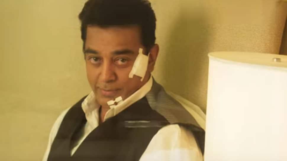 Vishwaroopam 2: Andrea Jeremiah wasn't intimidated by Kamal Hasaan