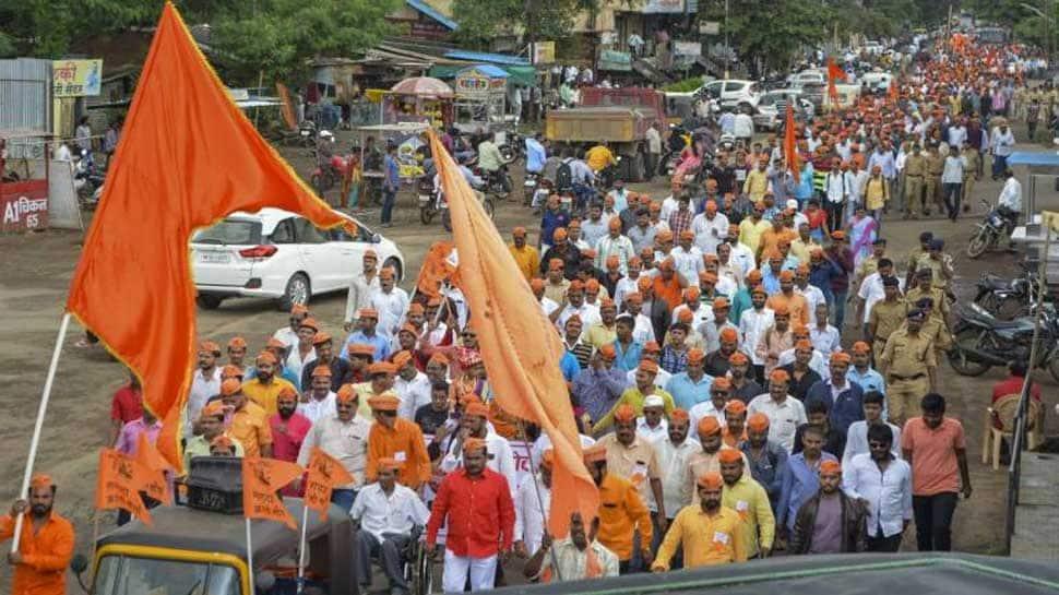 Maharashtra bandh: Hundreds detained for resorting to violence during protests over Maratha reservation