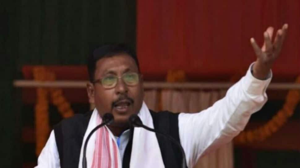 Rape complaint registered against union minister Rajen Gohain in Assam