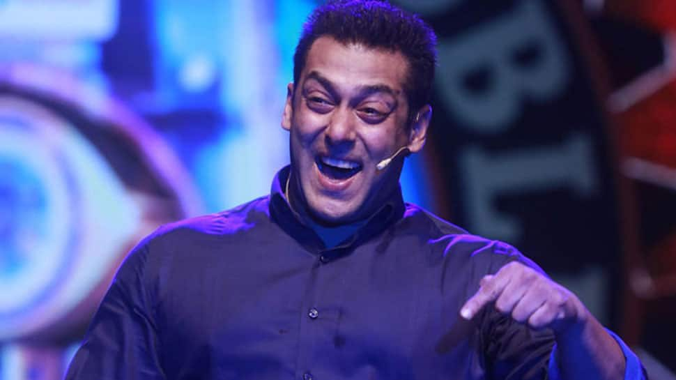 Salman Khan begins shooting for Bigg Boss 12