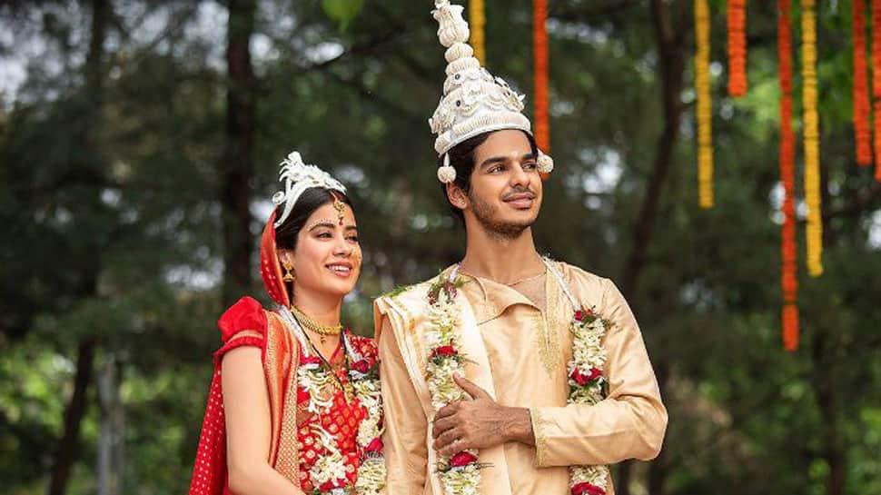 Dhadak new song: Janhvi Kapoor-Ishaan Khatter get married in Vaara Re-Watch