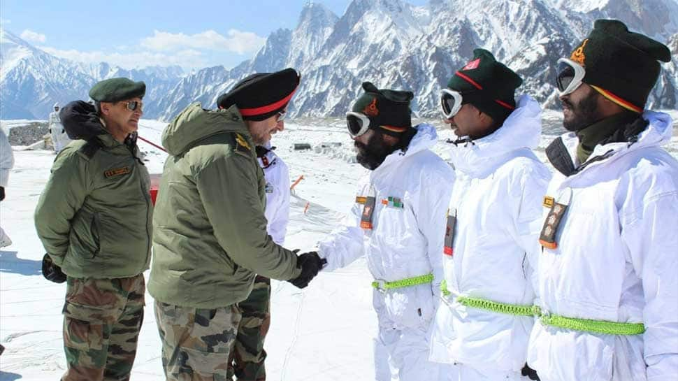 Army finalises project to produce clothing, equipment for soldiers in Siachen, Doklam