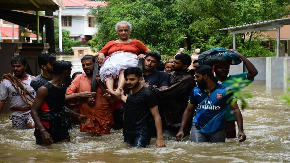Sushma Swaraj assures free replacement of passports damaged in Kerala floods