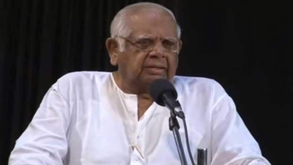 Former Lok Sabha Speaker Somnath Chatterjee dies at 89