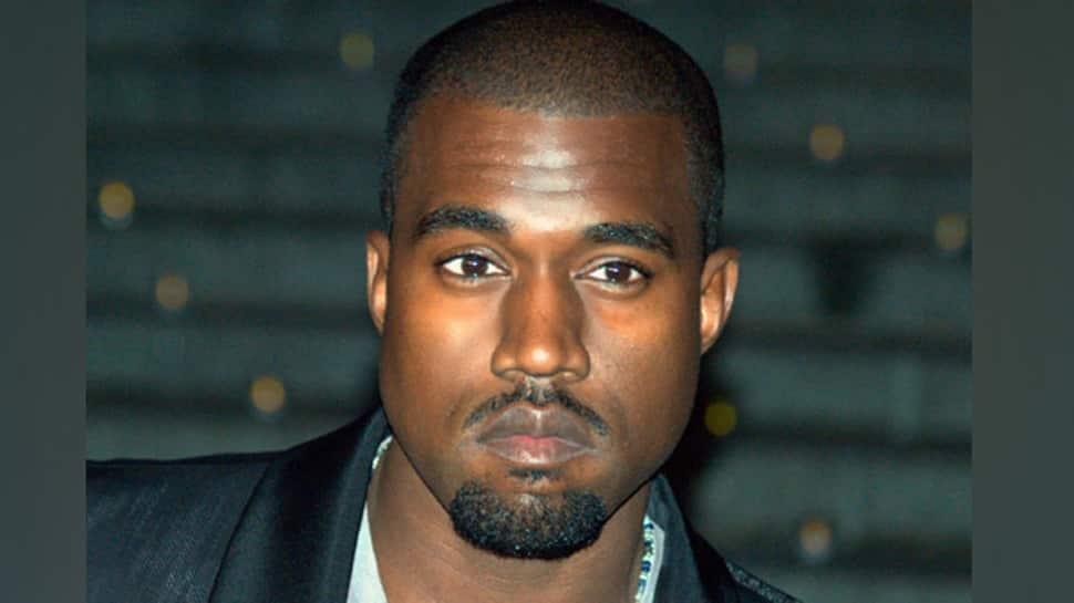 Rapper Kanye West drops a new single