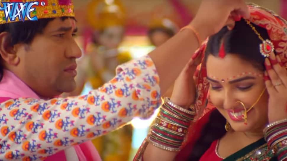 Dinesh Lal Yadav Nirahua marries Amrapali Dubey — Check details