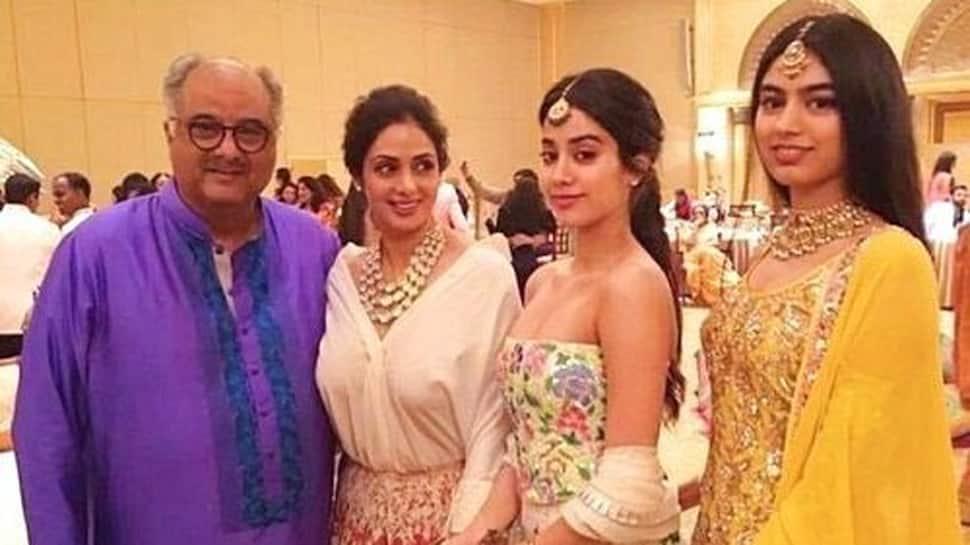 Anil Kapoor remembers Sridevi on 55th birth anniversary, shares heartfelt post