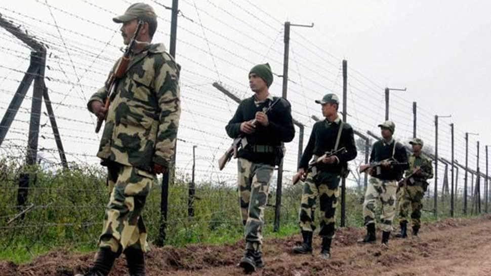 Ahead of Independence Day, India steps up vigil along Bangladesh, Myanmar border
