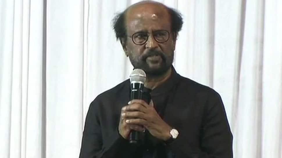 Rajnikanth questions Tamil Nadu CM's absence at Karunanidhi's burial