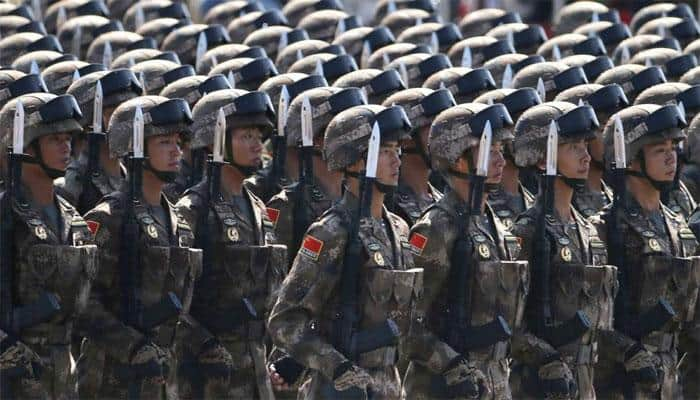 China's PLA troops enter Indian territory in Ladakh, pitch tents