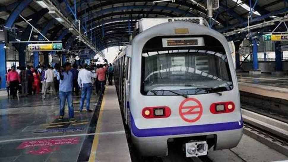 Metro services to begin early on Violet Line on Independence Day