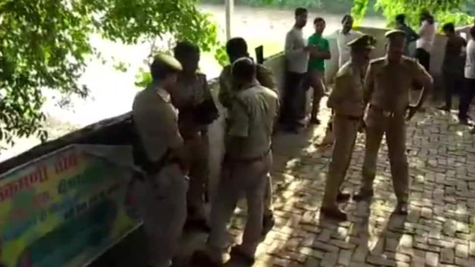 UP: 2 sadhus' brutal murder inside temple premises sparks tension in Auraiya