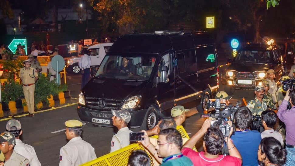 Atal Bihari Vajpayee's final journey: List of roads closed and traffic advisory in Delhi