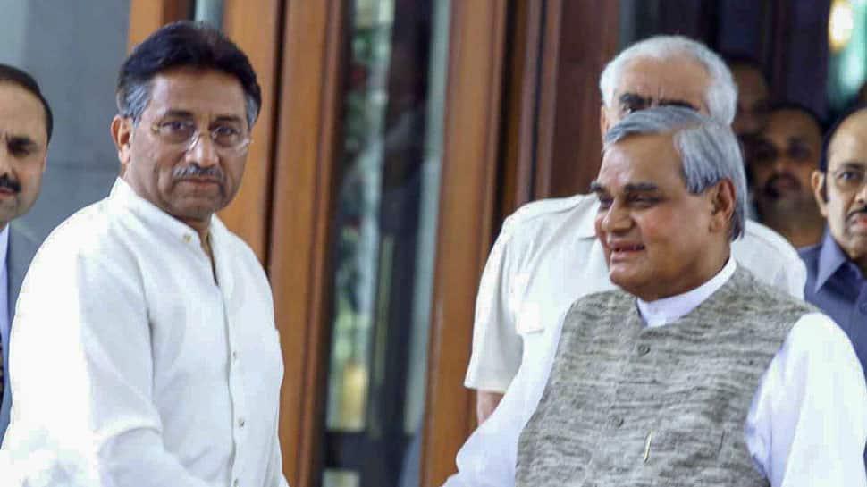 Musharraf, Vajpayee and kheer at Agra summit: Former Pak ruler remembers the Indian stalwart