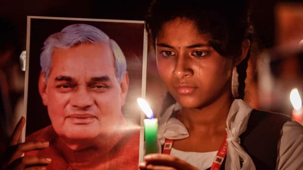 India mourns as Bharat Ratna Atal Bihari Vajpayee breathes his last