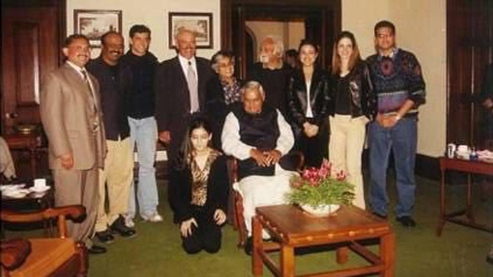 Hrithik Roshan, Preity Zinta mourn Atal Bihari Vajpayee's demise, recall the time they met former PM