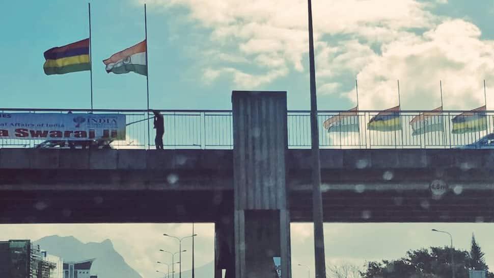 Mauritius to fly both Mauritian and Indian flag at half-mast as tribute to Atal Bihari Vajpayee