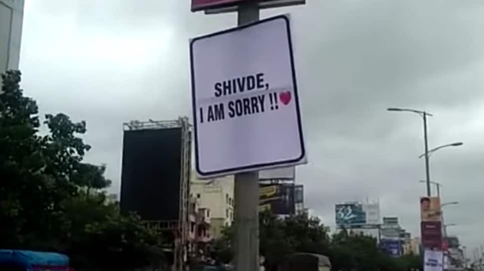 Pune: Lovestruck romeo puts up 300 'I am sorry' hoardings for girlfriend