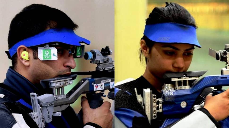 Asian Games: India's Ravi Kumar and Apurvi Chandela bag bronze in 10m Air Rifle