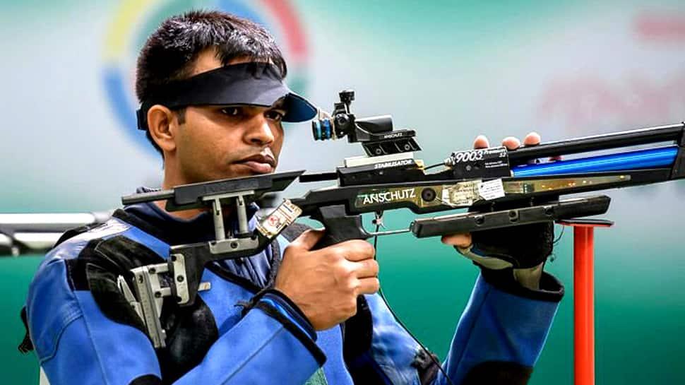 Asian Games: Deepak Kumar bags silver medal in 10m Air Rifle event