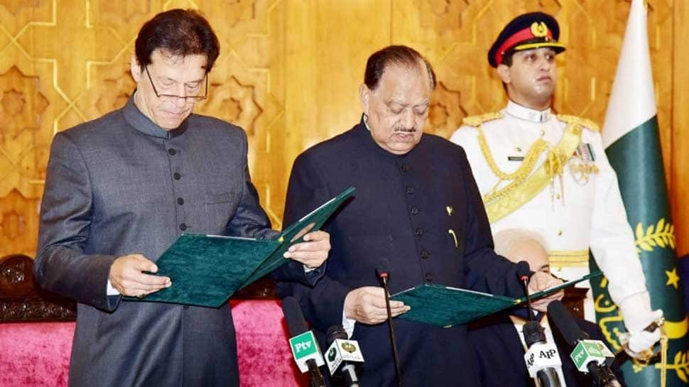 16 ministers from Pakistan PM Imran Khan's Cabinet sworn in