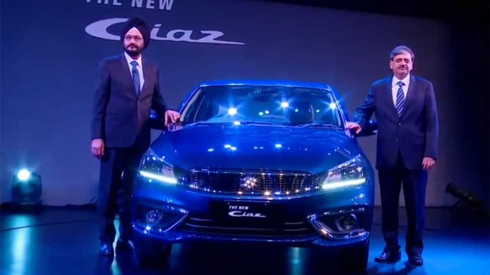 Maruti New Ciaz 2018 launched in India at starting price of Rs 8.19 lakh
