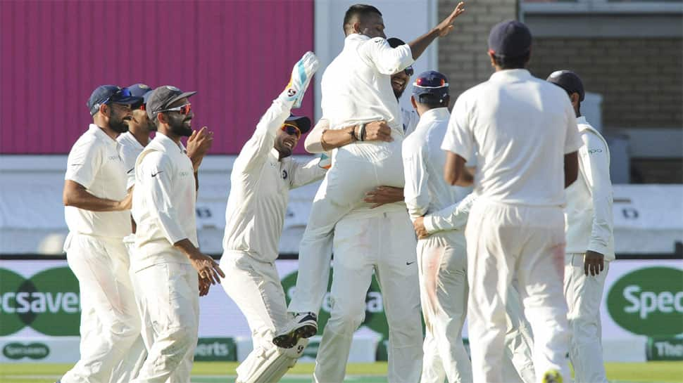 India vs England 3rd Test - As it happened