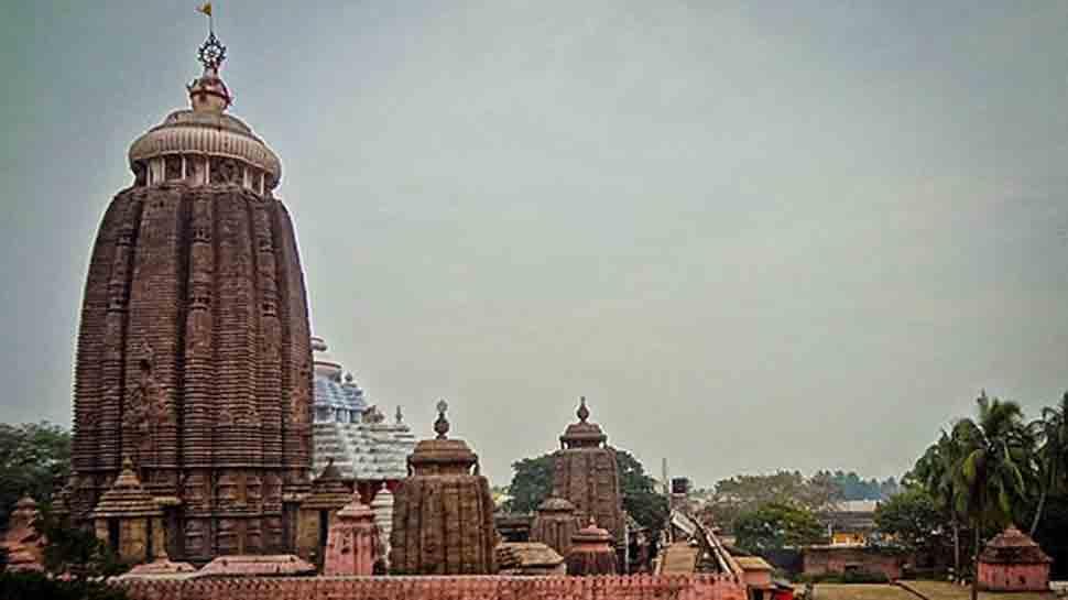 Cracks found in Odisha's Jagannath temple Nata Mandap