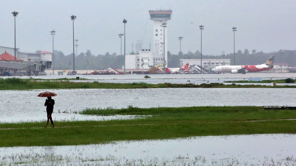 Kerala floods: Flight operations from Cochin airport from August 29