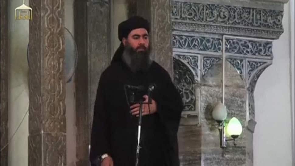 Islamic State chief Abu Bakr al-Baghdadi, in rare speech, urges followers to persevere