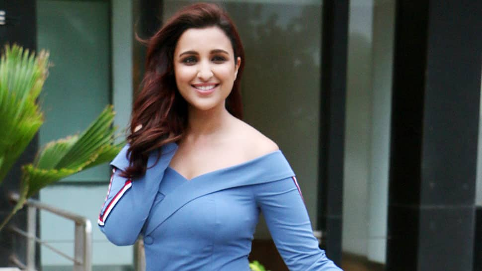 Parineeti Chopra is the face of a fashion brand | Fashion News | Zee News