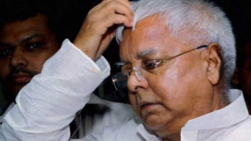 Jharkhand HC rejects Lalu Prasad Yadav's parole-extension request, asks him to surrender by August 30