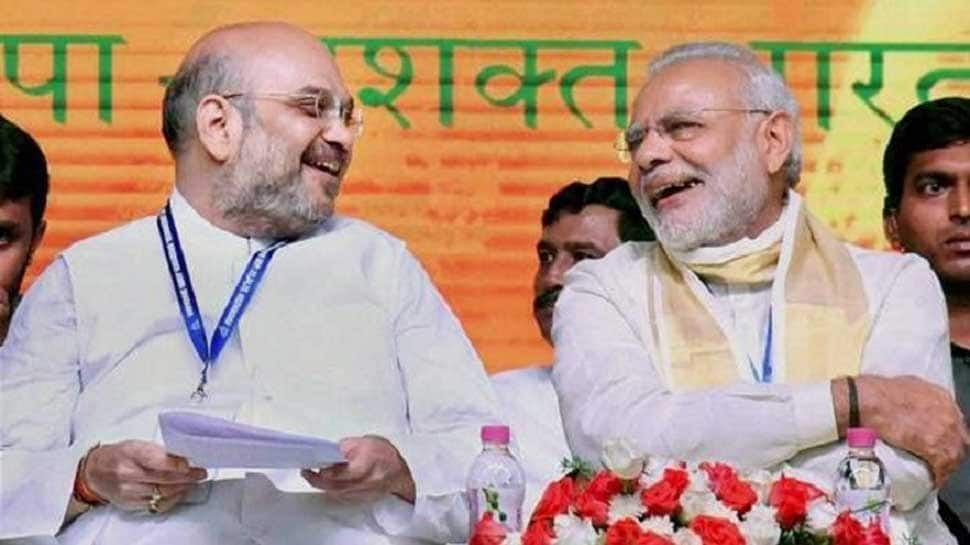 BJP CMs to meet in Delhi on Tuesday; PM Modi, Amit Shah to attend