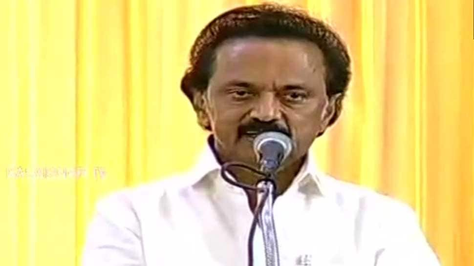 Centre trying to destabilise judiciary, influence selection of governors: MK Stalin in maiden speech as DMK boss