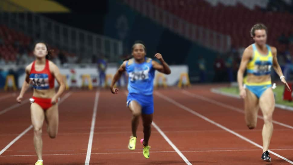 Asian Games: India bags silver in debut event of 4x400m relay race