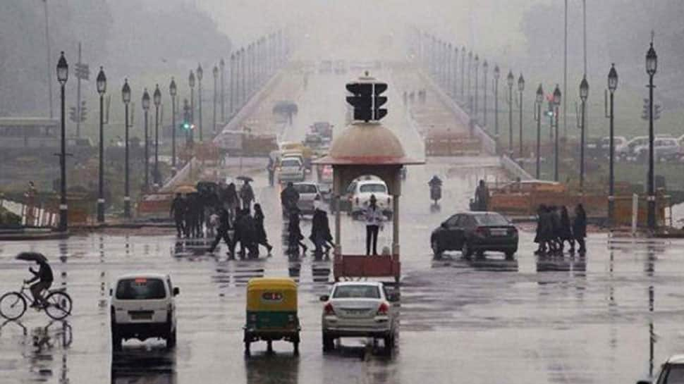 Rains lash Delhi-NCR, waterlogging stalls traffic in Gurgaon