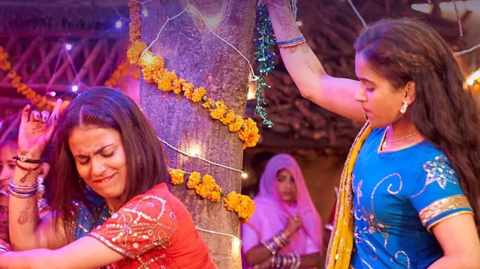 Pataakha: Sanya Malhotra-Radhika Madan's rustic act in 'Balma' song will leave you pleasantly surprised—Watch