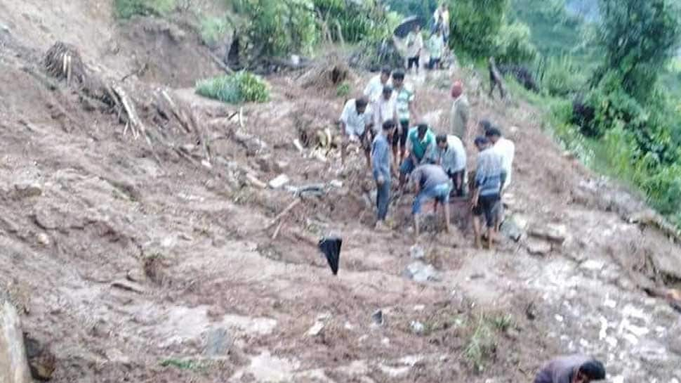 3 dead after landslides in Uttarakhand's Kot village, 8 feared trapped under debris