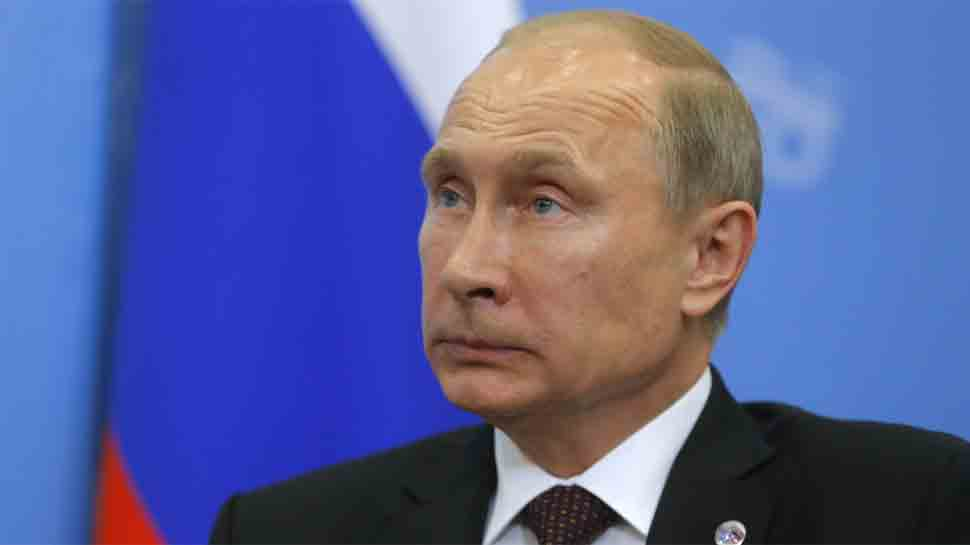 Russia's Vladimir Putin offers women a better pensions deal after popularity hit