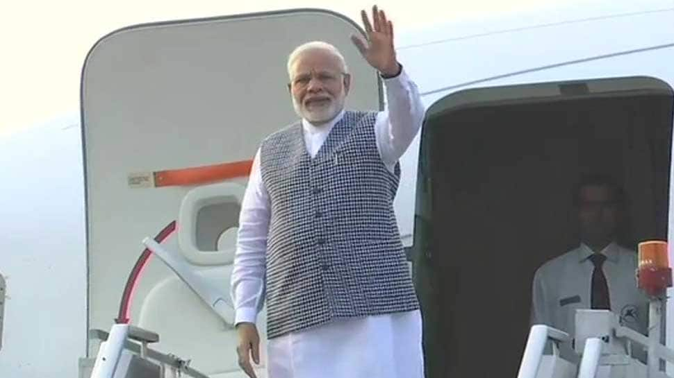 PM Narendra Modi arrives in Nepal for BIMSTEC Summit; four-layer security, special commandos, bullet-proof cars for VVIP guests