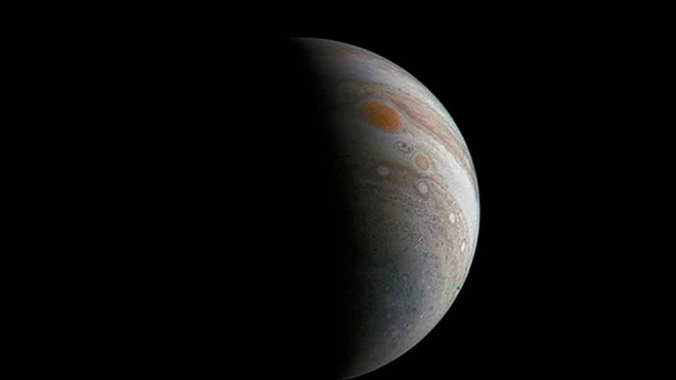 Jupiter's Great Red Spot reveals signs of water: NASA