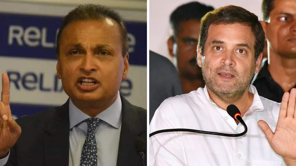 'Truth will come out': Anil Ambani on Rahul Gandhi's 'baseless' allegations on Rafale deal