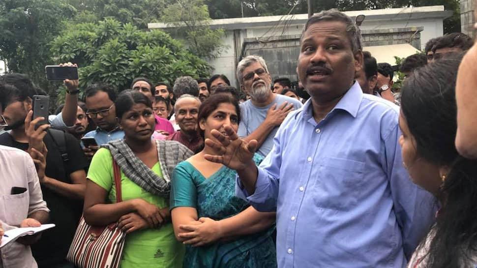 Bhima-Koregaon violence: EFLU professor recounts police raid horror